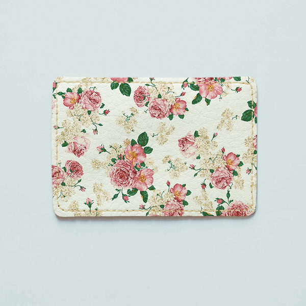 """ID card cover """"Roses"""""""