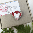 """Badge """"Pennywise"""""""