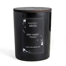 "Soy candle ""Very Sweet Touch"""
