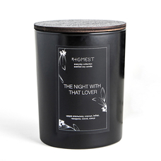 "Soy candle ""The Night With Lover"""