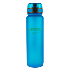 Sport water bottle Uzspace blue