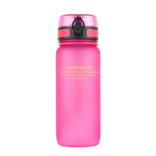 Sport water bottle Uzspace, pink