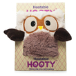"Heatable stuffed toy ""Owlet"", cream"