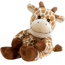 "Heatable stuffed toy ""Giraffe"""
