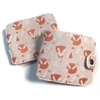 "Wallet ""Foxes"""