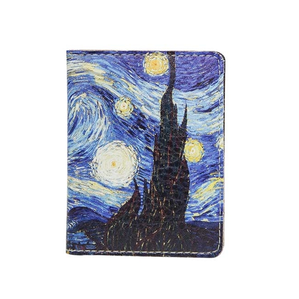 "ID card cover ""Van Gogh"""