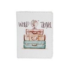 "ID card cover ""World travel"""