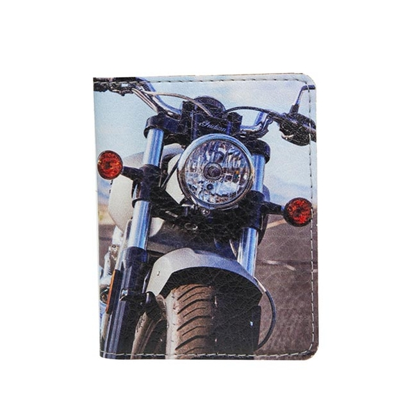 """ID card cover """"Motorcycle"""""""