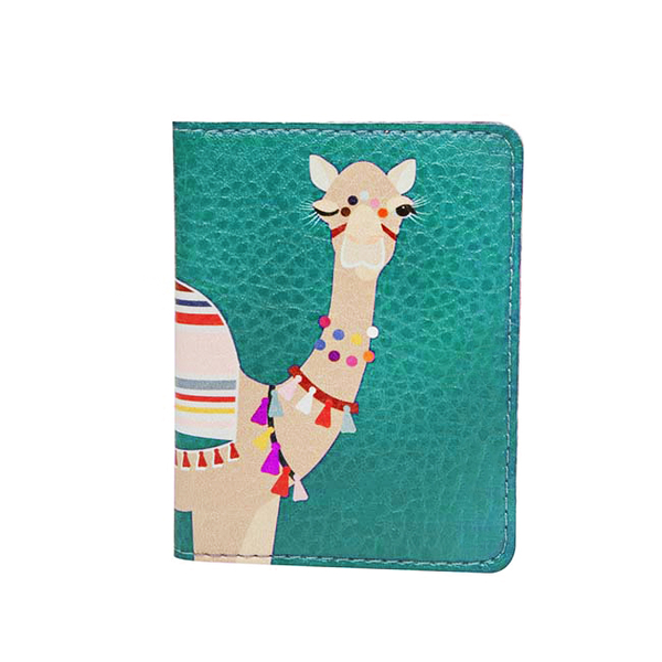 """ID card cover """"Camel"""""""