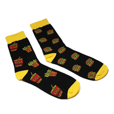 "Socks ""Fast Food"""
