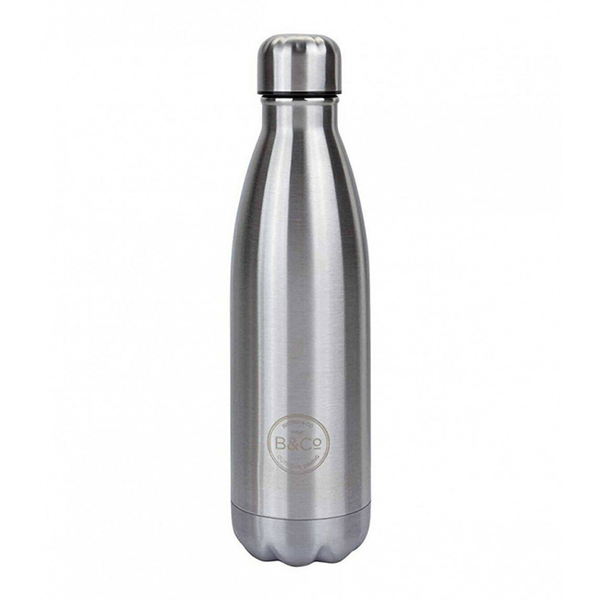 Thermo Bottle Summit B&Co Silver
