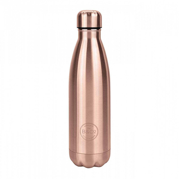 Thermo Bottle Summit B&Co Thermal Bottle Rose Gold