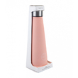 Thermo Bottle Summit B&Co Conical Bottle Flask Rubberized Blush Pink