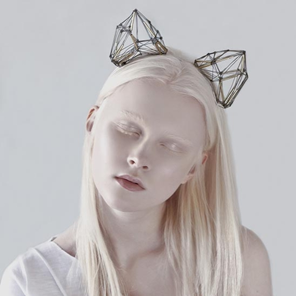 "Headband ""Cat ears"""