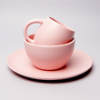 "Plate ""Pink"""