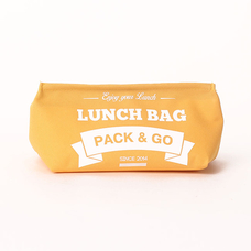 "Thermo lunch bag ""Lunch Bag (Size S)"", yellow"
