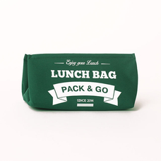 "Thermo lunch bag ""Lunch Bag (Size S)"", green"