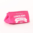 "Thermo lunch bag ""Lunch Bag (Size S)"", pink"