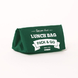 """Thermo lunch bag """"Lunch Bag (Size S)"""", green"""