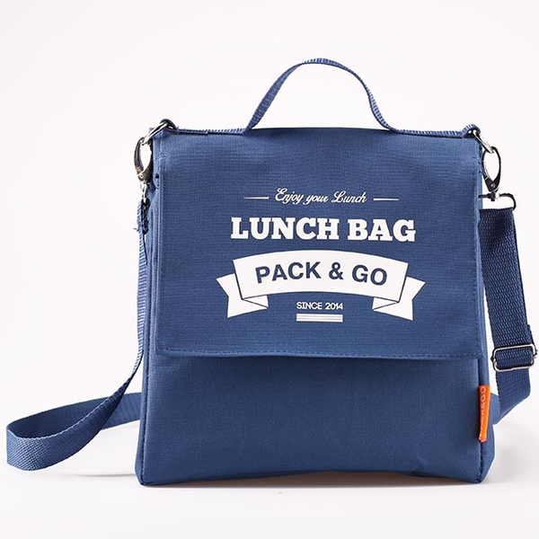 """Thermo lunch bag """"Lunch Bag (Size L+)"""", blue"""