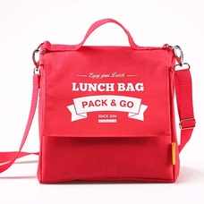 "Thermo lunch bag ""Lunch Bag (Size L+)"", red"