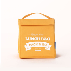 "Thermo lunch bag ""Lunch Bag (Size M)"", yellow"