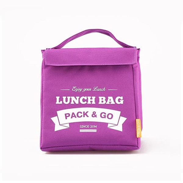 """Thermo lunch bag """"Lunch Bag (Size M)"""", violet"""