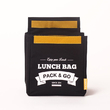 "Thermo lunch bag ""Lunch Bag (Size M)"", black"