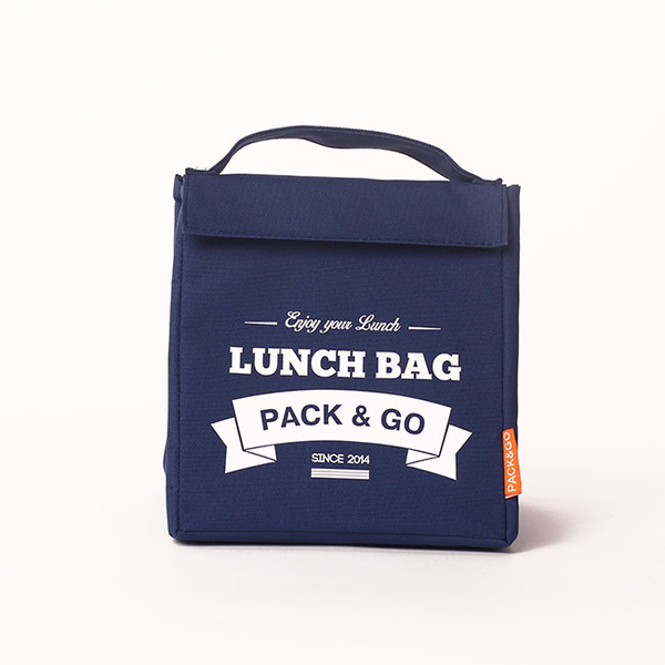 "Thermo lunch bag ""Lunch Bag (Size M)"", blue"