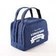 "Thermo lunch bag ""Lunch Bag (Zip)"", blue"