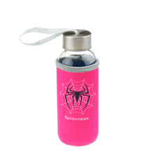 "Bottle with cover ""Spider-Man"""
