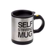 "Stirring mug ""Self stirring mug"""