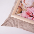 "Tray with a pillow ""Peony"""
