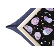 """Tray with a pillow """"Cosmic Cats"""""""