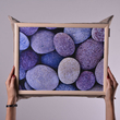 """Tray with a pillow """"Space stones"""""""