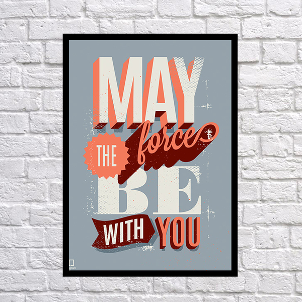 """Poster """"Force"""""""