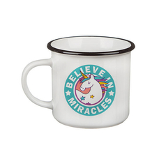 "Mug ""Believe in miracles"""