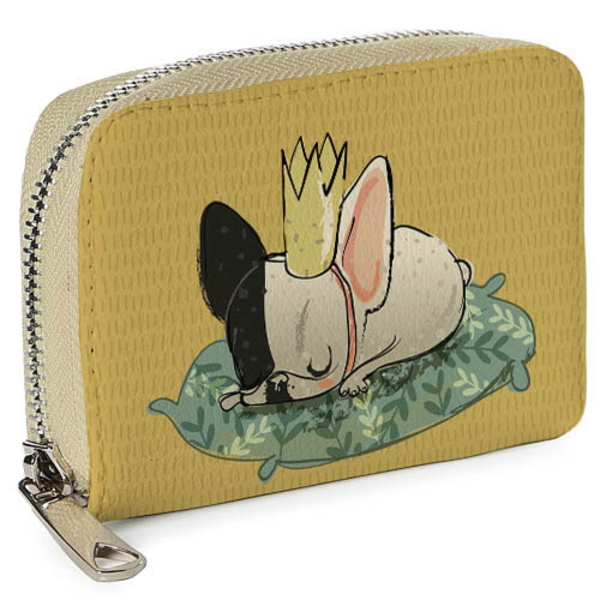 "Wallet mini  ""Sleeping Princess"""