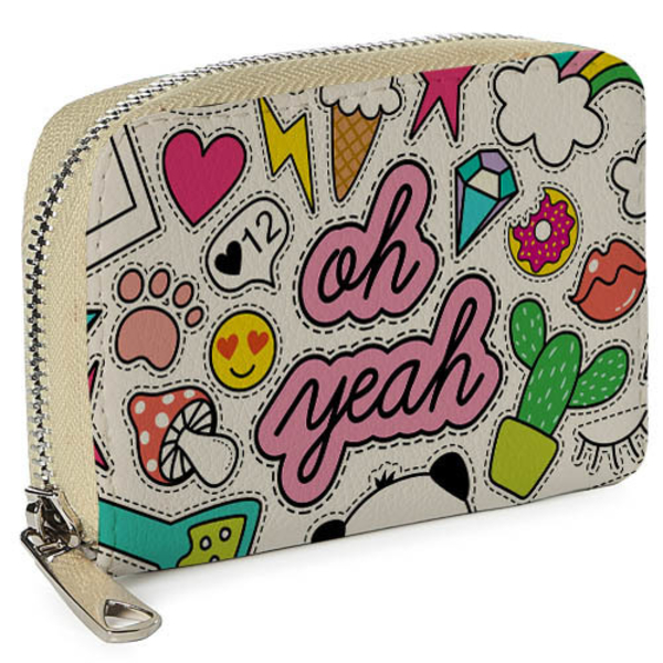 "Wallet mini  ""Oh yeah"""