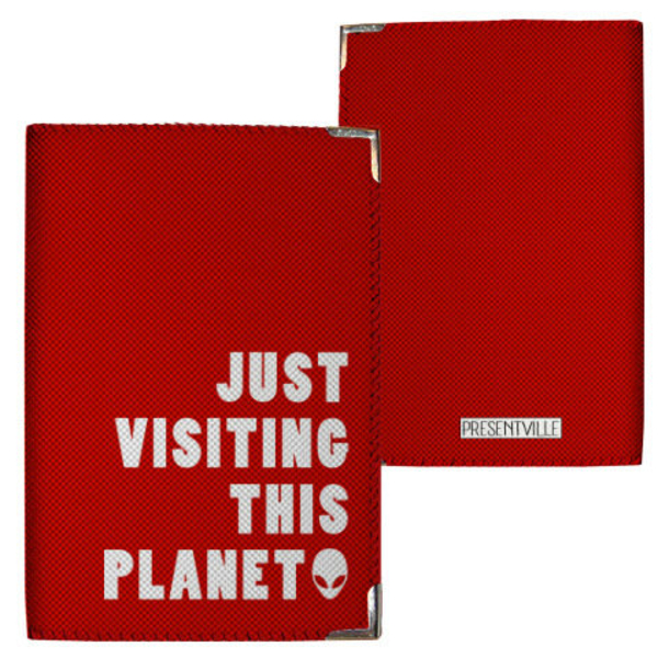 "Passport cover ""Ufo"""
