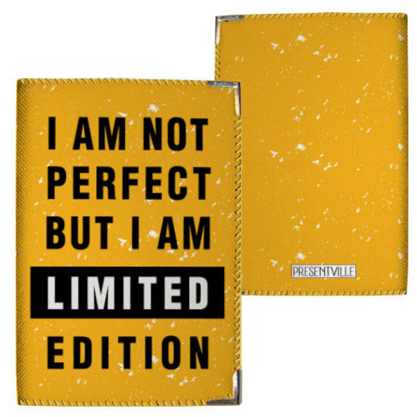 "Passport cover ""Limited edition"""