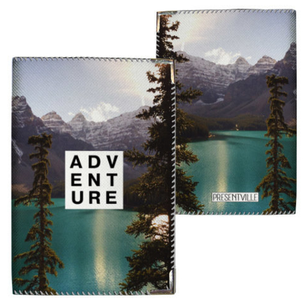 "Passport cover ""Adventure"""