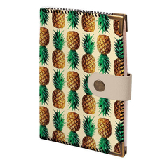"""Driver license cover """"Pineapple"""""""