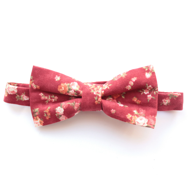 """Bow tie """"Roses"""""""