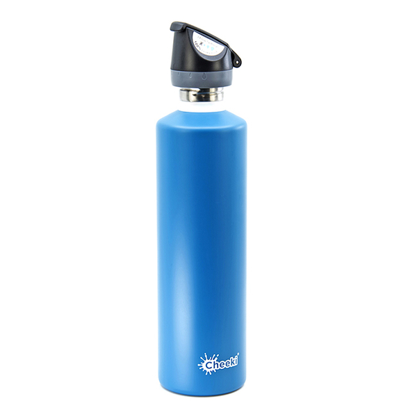 "Sport water bottle Cheeki ""Active"", topaz"