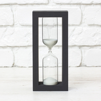 """Hourglass """"Black-White"""" for 15 minutes"""