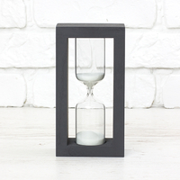 """Hourglass """"Black-White"""" for 5 minutes"""