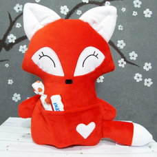 "Toy with the pocket ""Fox"""