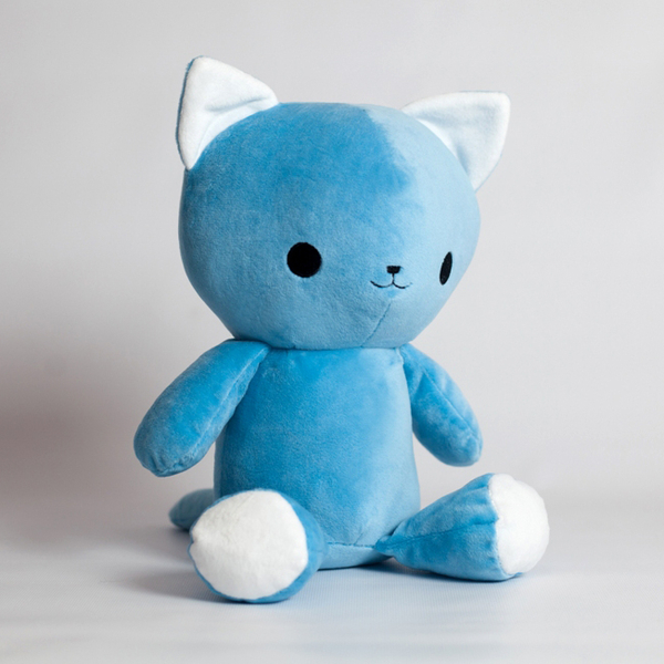 "Handmade toy ""Cloudy Kitten"""