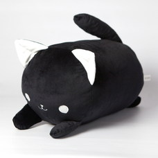 "Roller pillow ""Kitten Coal"""